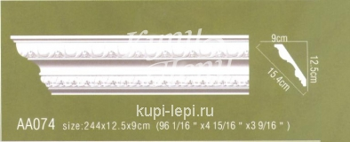 Карниз с орнаментом Perfect AA074 FLEX